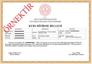 uzaktan egitim isaret dili ogretici ve tercumanı sertifikası